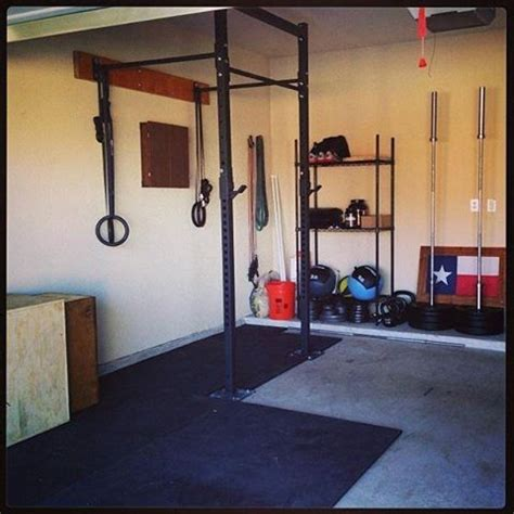 17 best ideas about crossfit garage on