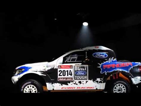 2014 ford ranger dakar rally edition revealed horsepower