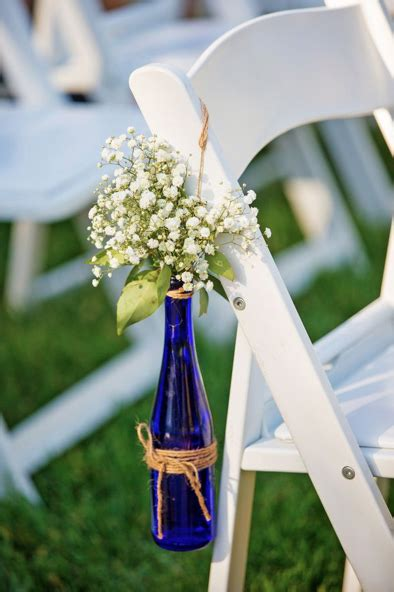 15 ways decorate your wedding with wine bottles