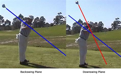 what is a one plane golf swing easy swing plane m lord