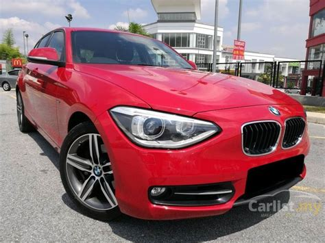 Bmw 1 Series Hatchback Price Malaysia by Bmw 118i 2014 Sport 1 6 Automatic Hatchback For Rm