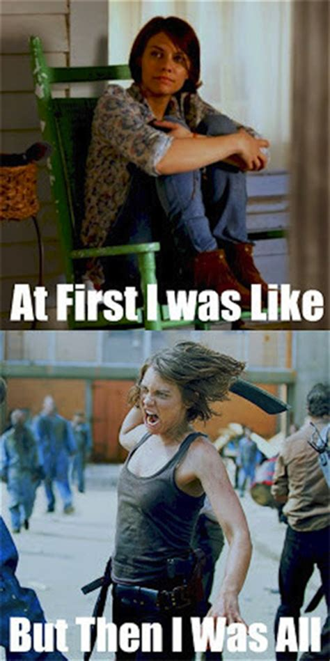 Maggie Meme - the 30 best walking dead memes tv galleries paste