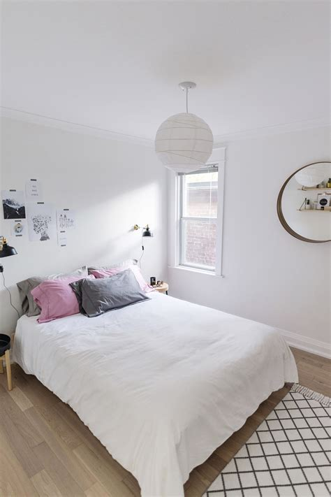 scandinavian inspired bedroom interior design happy grey lucky