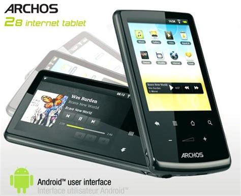 android tablets on sale archos 28 32 70 android tablets now available on sale