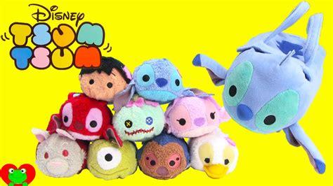 Disney Tsum Tsum Stitch disney lilo and stitch tsum tsum set