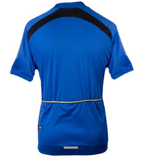 jersey design elite tall men s elite coolmax cycling jersey w 3m reflectives