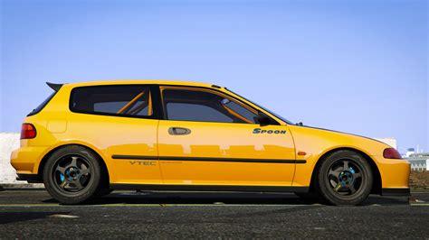 Honda Civic Sir by Spoon Sports Honda Civic Sir Eg6 Add On Gta5 Mods