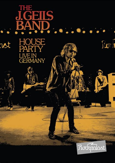 the j geils band house live in germany 187 medien