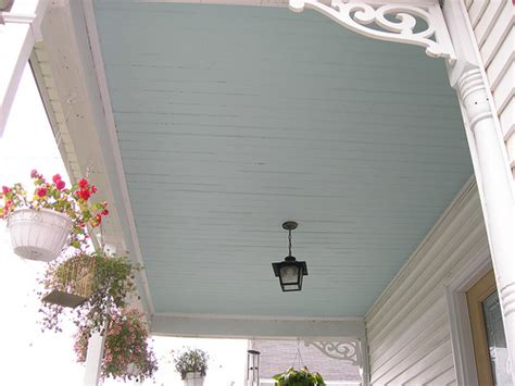 haint blue porch ceiling flickr photo