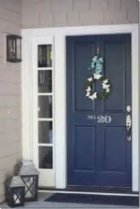 Blue Gray Front Door Vinyl Siding Colors On Vinyl Shake Siding Grey Siding House And Vinyl Siding
