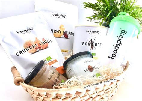 alimentazione sana e naturale foodspring alimentazione sana naturale e gustosa