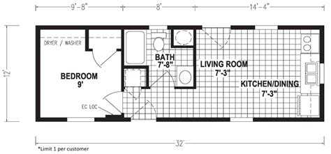 18 x 80 mobile home floor plans best free home