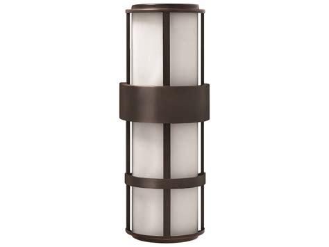 hinkley lighting saturn metro bronze two light
