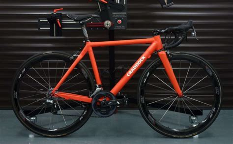 Handmade Cycles - craddock cycles offer made in the uk carbon fibre frames