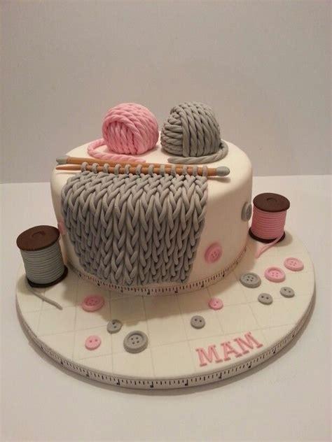 knitting cake knitting cake cakes and cupcakes