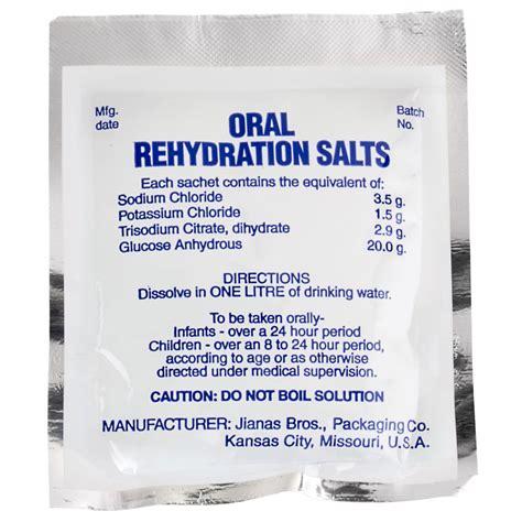 rehydration salts salt tubezzz photos