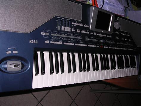 Keyboard Korg Pa800 Bekas korg pa800 image 327463 audiofanzine