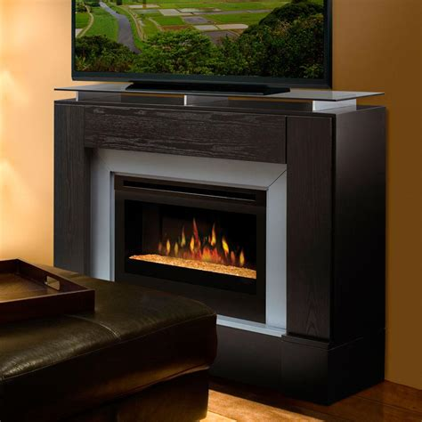Using Fireplace by Stylish Indoor Electric Fireplace Great Comfort