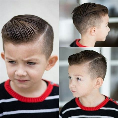 hairstyles for toddler boy that are hip 43 trendy and cute boys hairstyles for 2018