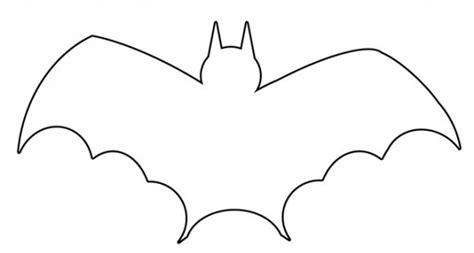 bat template 7 best images of bat stencil cutouts printable