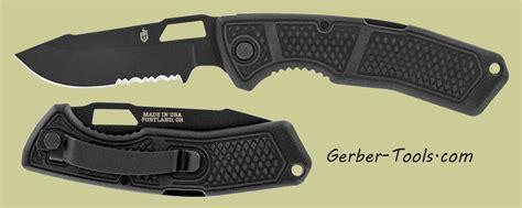 420hc steel gerber gerber order knife 30 001011 drop point serrated 420hc