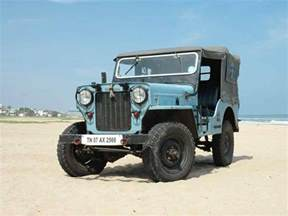 History Of Jeeps History Of The Jeep In India