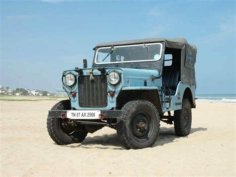 jeep india history of the jeep in india