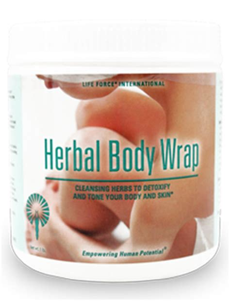 How To Do A Herbal Detox Wrap by International Herbal Wrap Cleansing Herbs