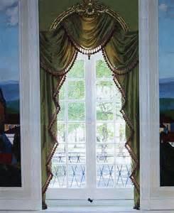 Scarf Window Valances More Period Window Dressing Ideas Classical Addiction