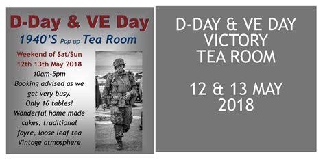 d day to ve day d day ve day 1940s tea room 12 13 may 2018 the kitchen front