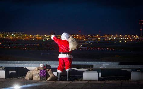 heathrow airport a very british christmas
