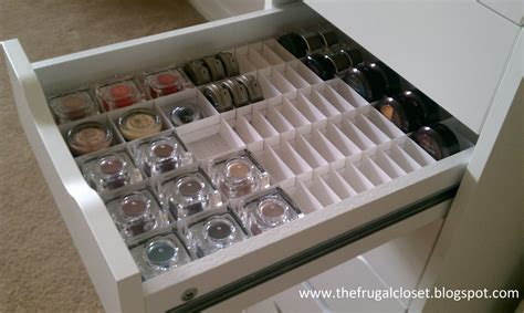 Drawer Organizer For Alex by The Frugal Closet The Alex Storage And Handmade