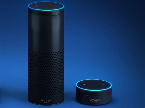 amazon echo amazon s echo smart speakers are finally being released in
