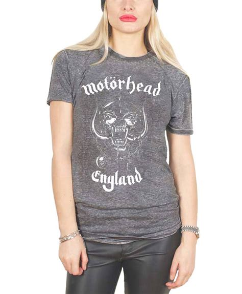 Kaos Band Motorhead Merchendise Official 01 motorhead t shirt lemmy rip warpig clean your clock official new mens ebay