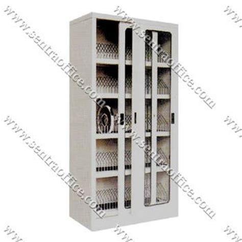 Lemari Arsip Besi Kaca Pintu Sliding Merk Safeguard Termurah lemari arsip locker cupboard besi distributor