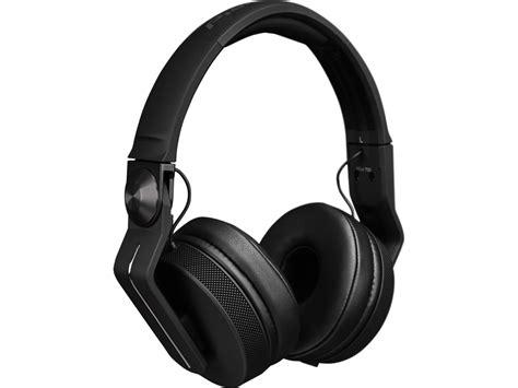 Headphone Pioneer Hdj 700 Hdj 700 K Dj Headphones Black Pioneer Dj