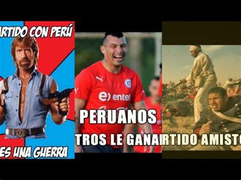 Chilean Memes - per 250 vs chile chilenos tambi 233 n lanzan sus memes fotos