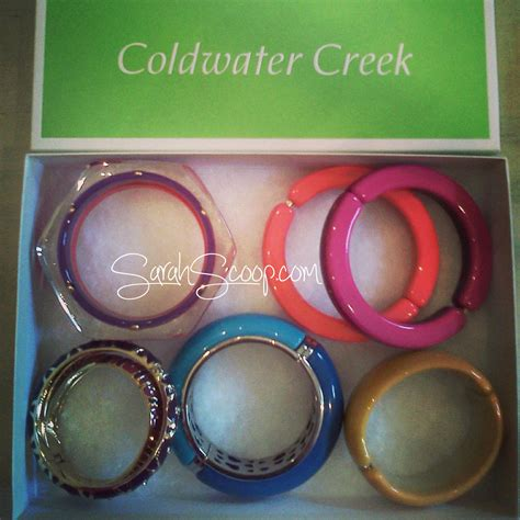 Coldwater Creek Gift Card Value - coldwater creek spring 2013 looks and jewelry giveaway sarah scoop
