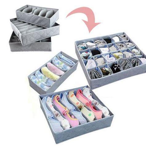 Organizer 2 In 1 Multifunction Box Marun 1 Set Cs bamboo charcoal 3 in 1 multi size end 12 26 2017 11 26 pm