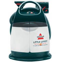 little green upholstery cleaner little green compact portable carpet cleaner bissell 174