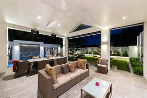 Designing Your Own Kitchen how to light an alfresco outdoor living area led outdoor