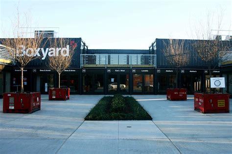 the boxyard igniting retail push in downtown tulsa news