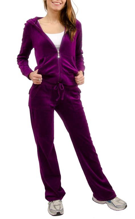 Blazer Hoodie Set velour classic hoodie sweat suit jacket and set ebay