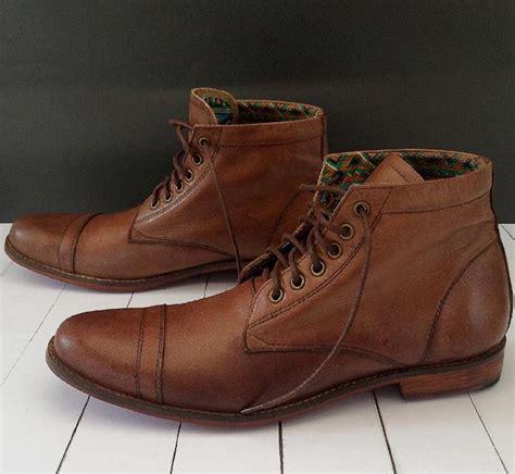 Sepatu Merk Lokal sepatu boots pria keren buatan lokal kualitas