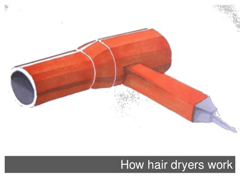 Hair Dryer Quit Working how hair dryers work