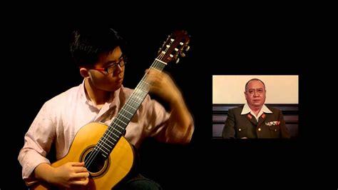 merry christmas  lawrence ryuichi sakamoto arr  hir classical guitar