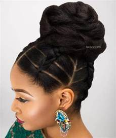 bun styles for american with medium length hair 40 diverse homecoming hairstyles for short medium and