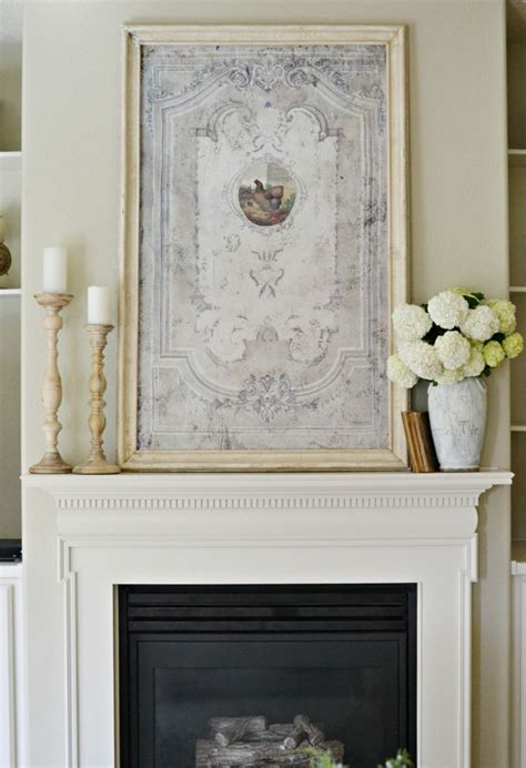 country mantel decor why country is my favorite at the picket fence