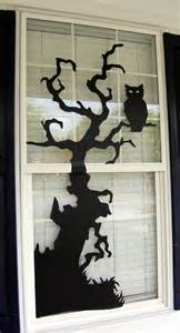 halloween window decorations halloween window decorations ideas to spook up your neighbors