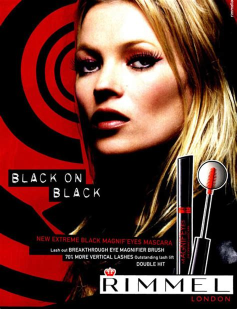 Kate Moss Mascara Ads Banned After Complaints Lashes Were False kate moss mascara ads banned after complaints lashes